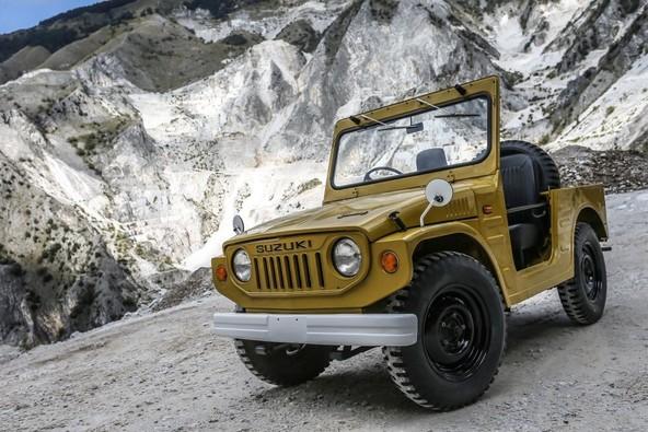 Suzuki LJ20