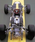 Ford Cosworth DFV: 50 let Fordove motorne ikone