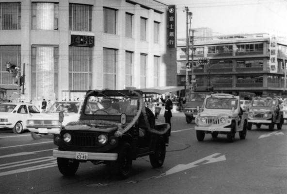 Suzuki Jimny (LJ20-1)