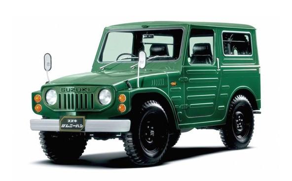 Suzuki Jimny (LJ20-2)