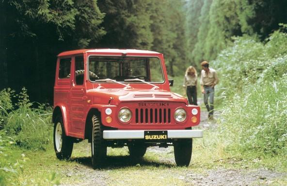 Suzuki LJ50