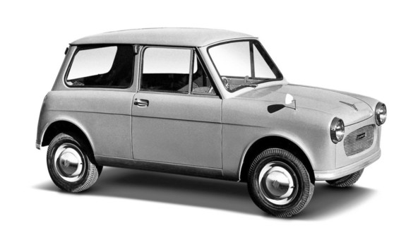 Suzuki Suzulight TL (1959)