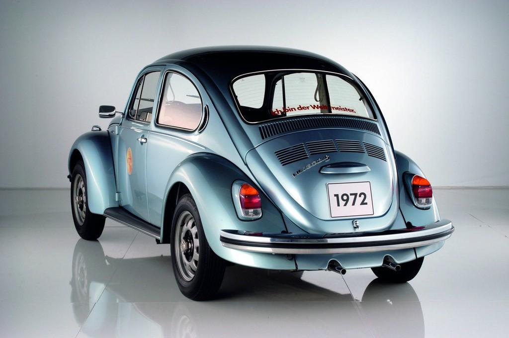 Volkswagen 'hrošč' 1302 S: 'Svetovni prvak' leta 1972 - Zgodovina - Avto.info