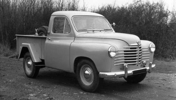 Renault Colorale Pickup