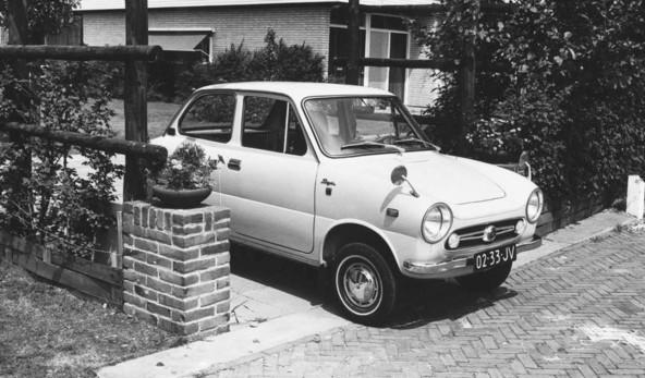 Suzuki Fronte 500 (1969)