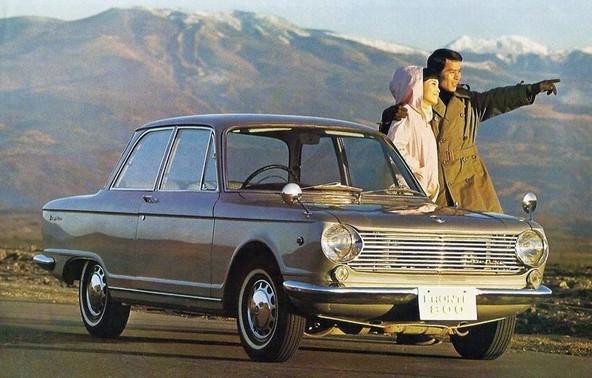 Suzuki Fronte 800 (1965)