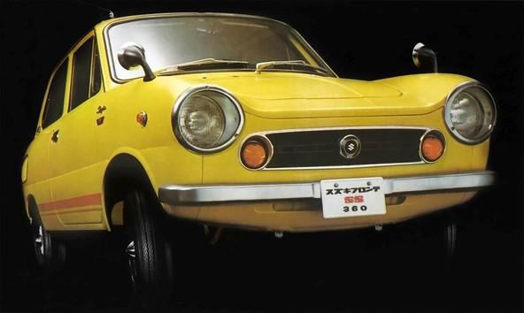 Suzuki Fronte 360 SS (1968)