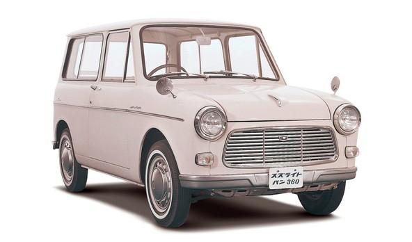 Suzuki Suzulight TL II